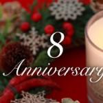 ホルミシスルーム生命の泉8周年